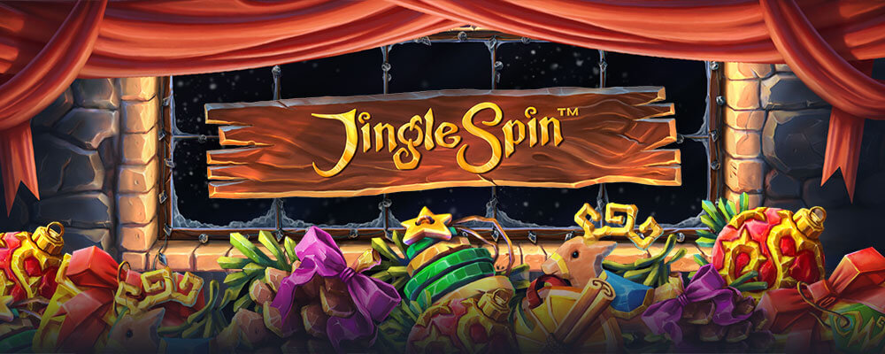 Jingle Spin gokkast NetEnt